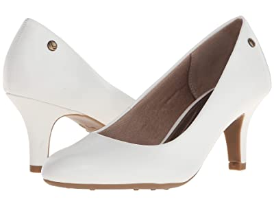 LifeStride Parigi (Brite White Vinci) High Heels