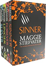 Maggie Stiefvater Wolves of Mercy Falls 4 Books Collection Set (Shiver, Linger, Forever, Sinner)