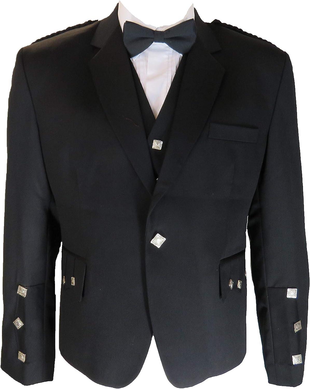 UT Kilts Argyll Jacket and Vest 直輸入品激安 予約販売 Men's