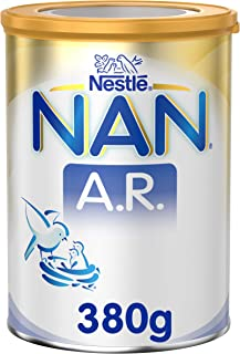 Nestle NAN A.R., From birth to 12 months, infant Formula to Reduce Regurgitation, with Iron, 380g