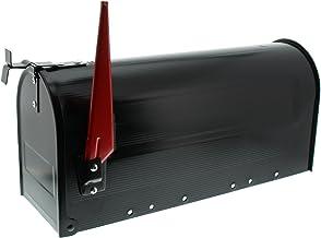 Burg-Wächter US-mailbox zwart zwart