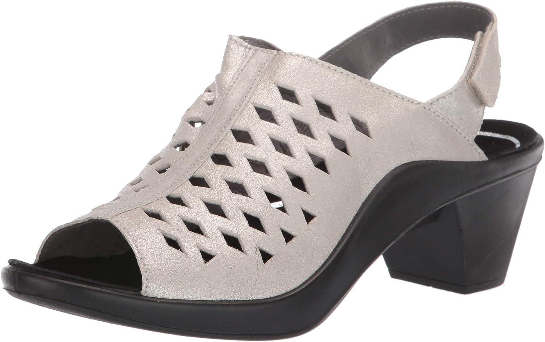 Romika Women's Mokassetta 334 Heeled Sandal