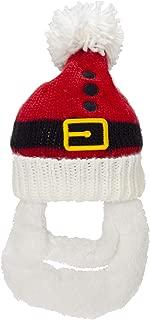Mens Santa Pompom Hat And Beard