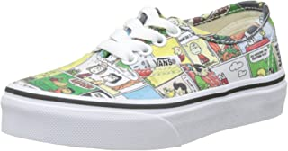 Vans Kids Authentic (Peanuts) Skate Shoe