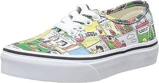 Vans Kids Authentic (Peanuts) Skate Shoe