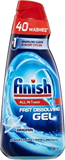 Finish All in One Max Gel Regular, 1 liters