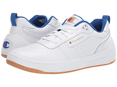 Champion Super C Court Classic Leather (White) Men