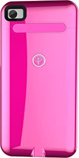 Duracell Powermat RCA4P1 Wireless Charging Case for iPhone 4 / 4S - Standard Packaging - Pink