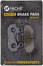 NICHE Brake Pad Set For Triumph Sprint Speed Triple Bonneville 2020071-T0301 T2020560 Rear Organic