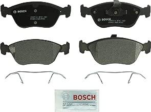 Bosch BP783 QuietCast Premium Semi-Metallic Disc Brake Pad Set For Volvo: 1998-2004 C70, 1998-2000 S70, 1998-2000 V70; Front
