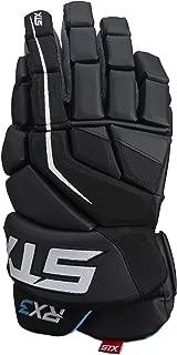 STX HG RX30 14 BK/BK Ice Hockey Surgeon RX3 Glove, 14