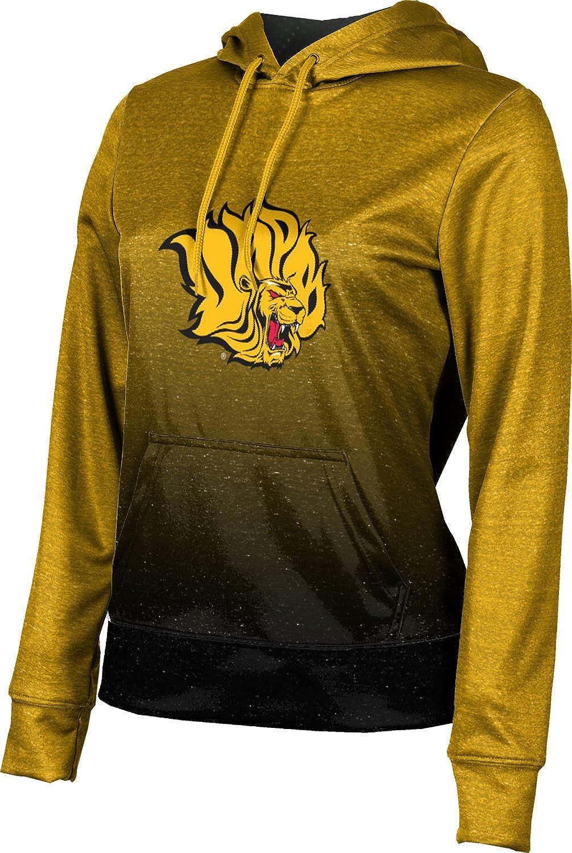 ProSphere University of Arkansas at Pine Bluff Girls' Pullover Hoodie, School Spirit Sweatshirt (Ombre)