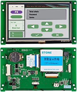 touch screen plc controller