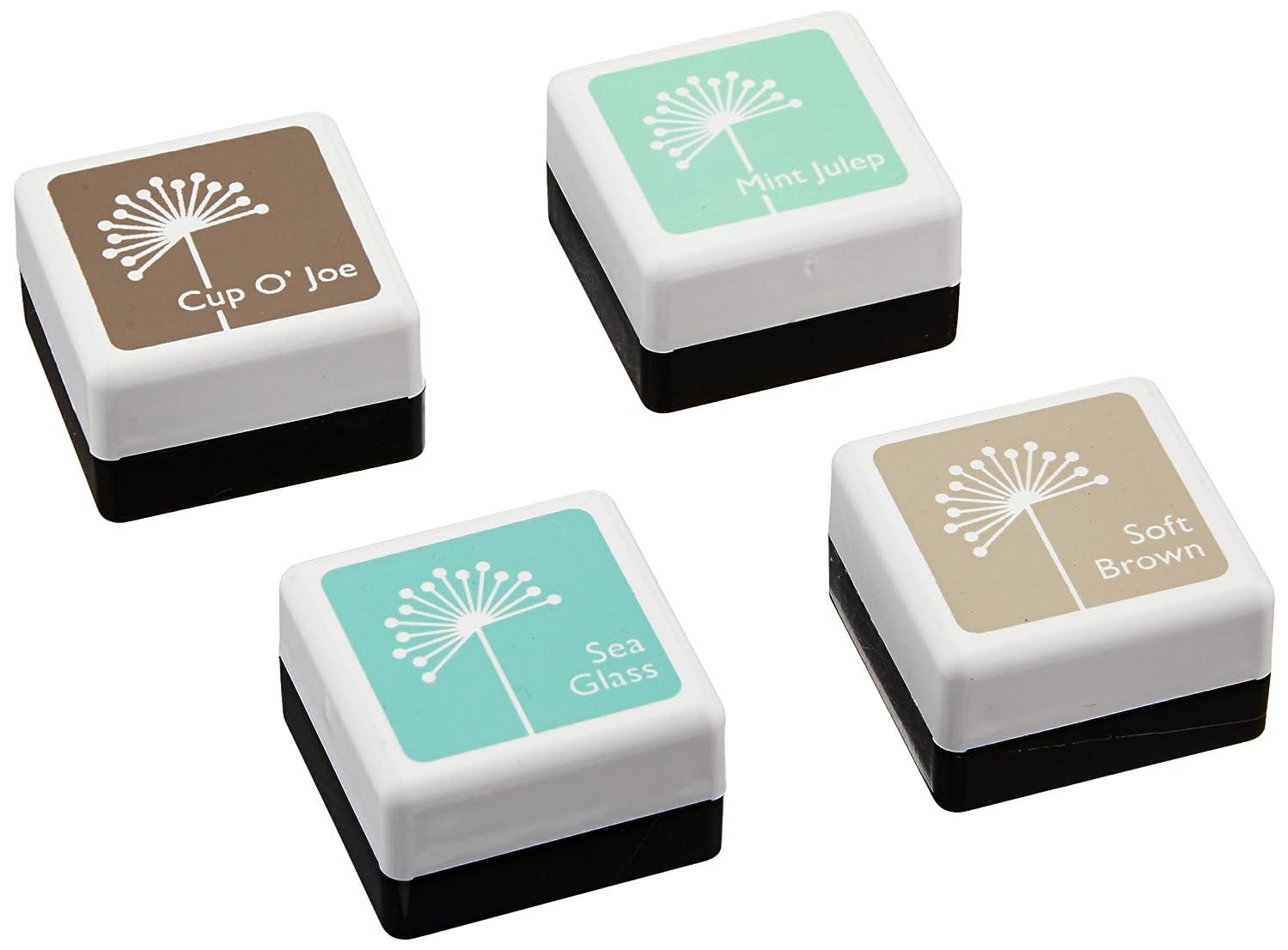 Hero Arts AF362 Tami's Mint Chip Layering Stamp Pad Set