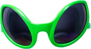 Green Alien Sunglasses Kids Party Favors (12 Pack)