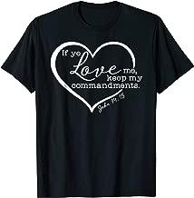 If Ye Love Me Keep My Commandments LDS Mutual Theme 2019