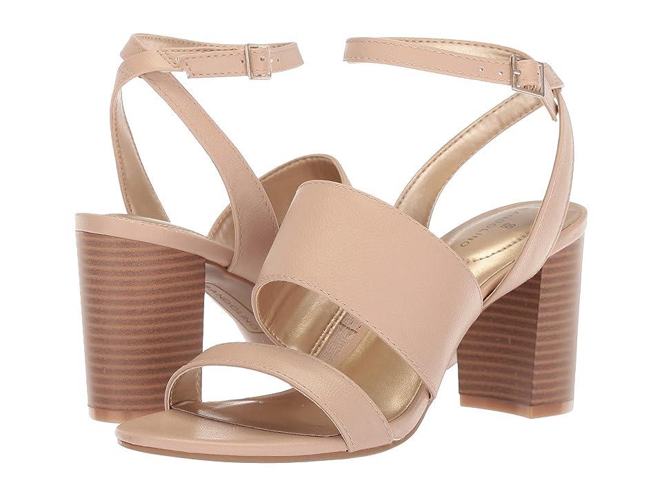 Bandolino Anchor (Nude Eternal Lichee Hjah) High Heels