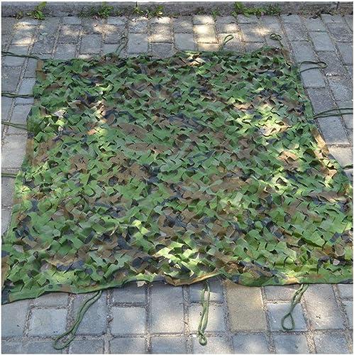 SJIAWZW rot de Camuflaje de Camuflaje rot de Camuflaje para Acampar Adecuada para la Caza del ejército del Bosque Escondido (Tamaño   6  8m)