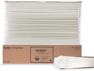 Aprilaire 401 Replacement Filter for Aprilaire Whole House Air Purifier Model: 2400,..