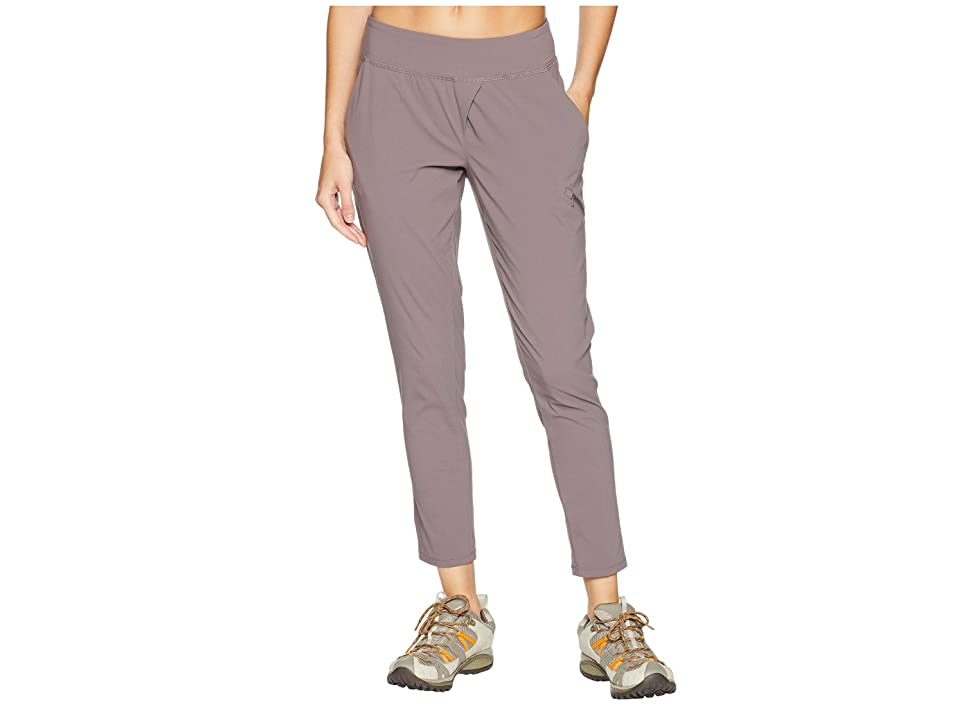 Mountain Hardwear Dynamatm Ankle Pants (Purple Dusk) Women