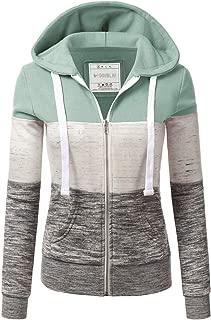 off the shoulder zip up hoodie