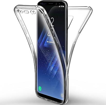 8da81287 Funda Samsung S9 Plus, Leathlux Carcasa Ultra Delgado Galaxy S9 Plus ...