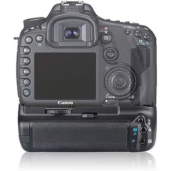 Meike MK-7D Professional Vertical Battery Grip Holder for Canon 7D as BG-E7