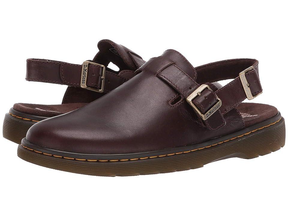 Dr. Martens Jorge Westfield (Dark Brown) Sandals
