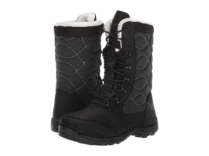 Baffin  Cortina (Black) Womens Boots