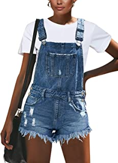 GRAPENT Women's High Waisted Removable Belt Sewn Cuff Wide Leg Denim Jean Shorts