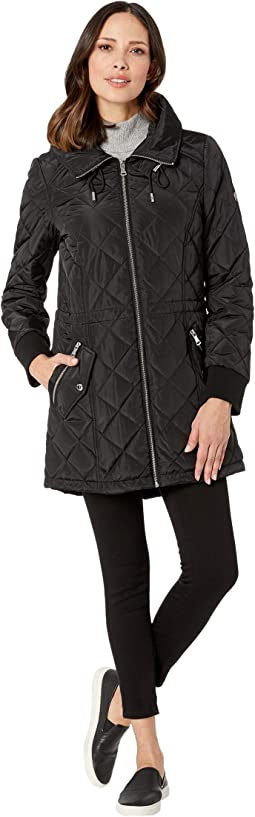 Anorak Large Diamond Body Quilt