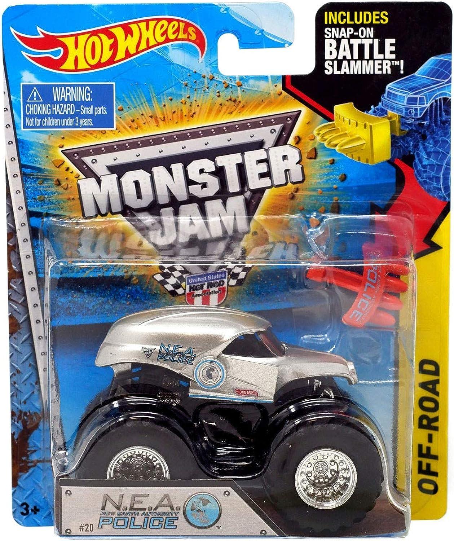 Hot Wheels 2015 Superman Monster Jam 1 64 Battle Slammer by Hot Wheels