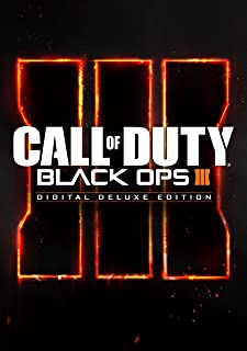 Call of Duty: Black Ops III - Digital Deluxe Edition - PC  [Digital Code]