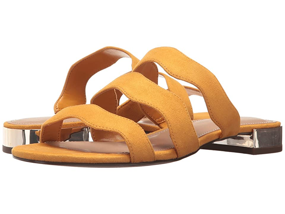 BCBGeneration Dania (Marigold Dream Microsuede) Women