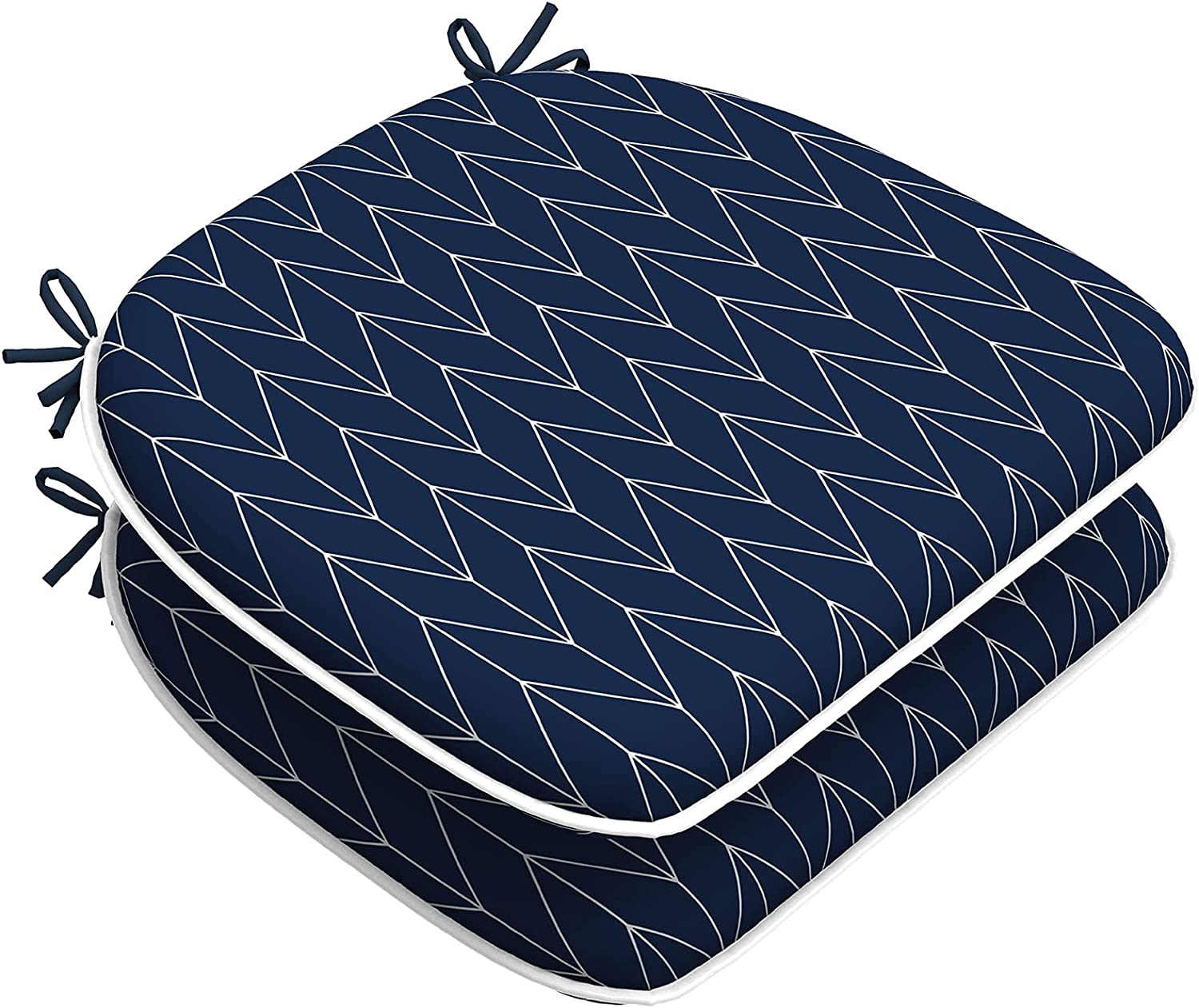 LVTXIII Patio Seat Cushions Outdoor Genuine Free Shipping Chair Pads Ties Fade-R Brand Cheap Sale Venue with