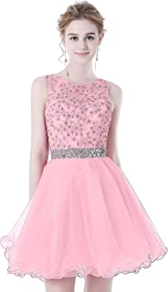 Best short pink dresses for prom Reviews
