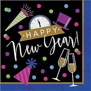 New Year Cheers Luncheon Napkins (16ct)