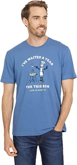 Jake Waited A Year For This Bbq Crusher Tee
