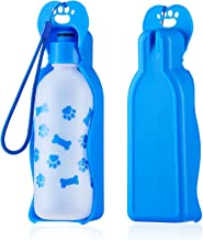 Anpetbest Dog Water Bottle 325ML /11oz 650ML/22oz Travel Water Bottle Water Dispenser Portable Mug for Dogs,Cats and Other Small Animals