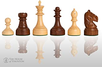 The House of Staunton - The Mechanics Institute Commemorative Chess Set - Pieces Only - 4.25