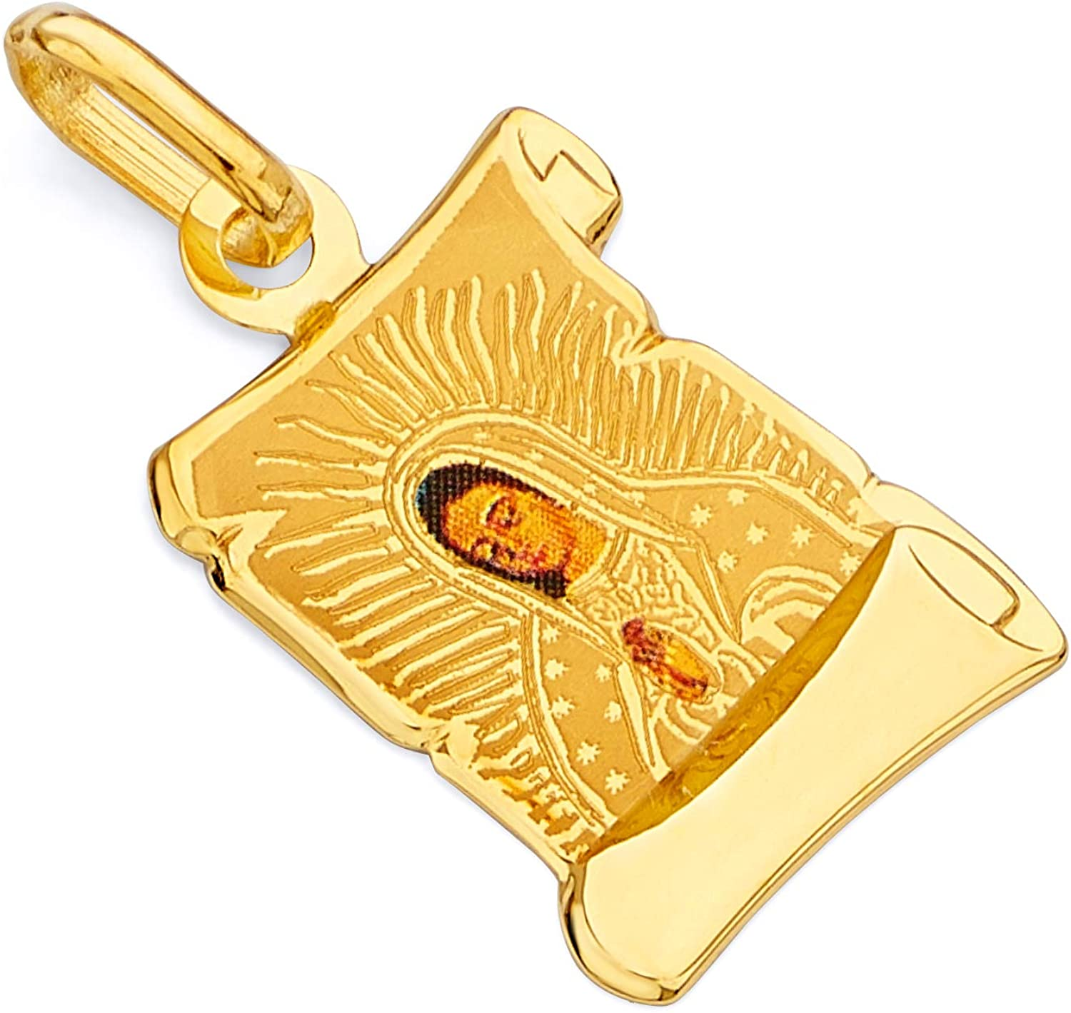 GoldenMine Fine Jewelry Collection Miami Mall 14k Religious Yellow Our Import Gold