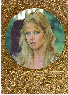 James Bond 50th Anniversary Series 1 Dr No Throwback Movie Card #009