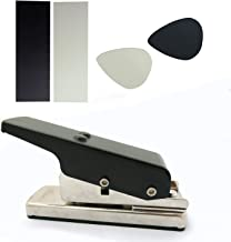 Brand New Plectrum Guitar Punch Picks Maker Card Cutter Own Pick DIY Professional Black