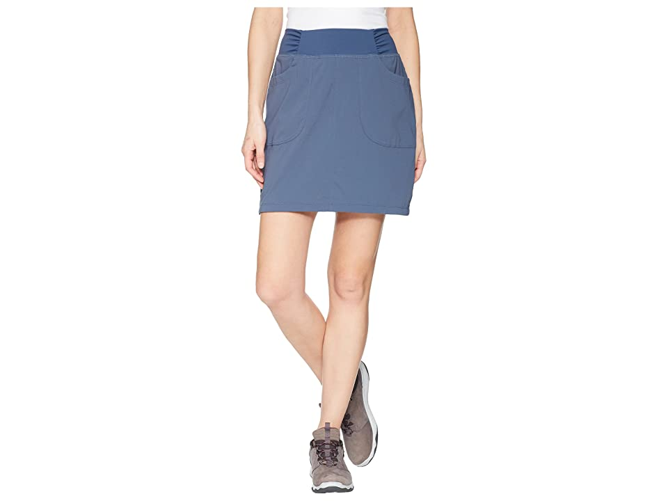 Mountain Hardwear Dynamatm Skirt (Zinc) Women