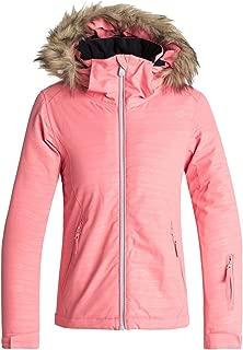 Roxy Jet Ski Abrigo de Vestir, Niños