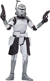 Star Wars The Vintage Collection Clone Commander Wolffe Toy, 9.5 cm Scale Star Wars, The Clone Wars Action Figure, Childre...