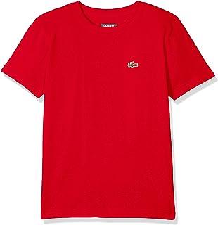 435392f11f Amazon.fr : Lacoste - T-shirts, polos et chemises / Garçon : Vêtements