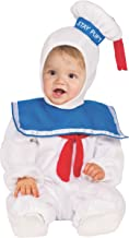 Rubie's Baby Classic Ghostbusters Ez-on Stay Puft Romper Costume