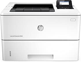 HP LaserJet Enterprise M506dn Laser Printer with Built-in Ethernet & Duplex Printing (F2A69A)
