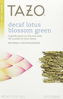 blossom green tea